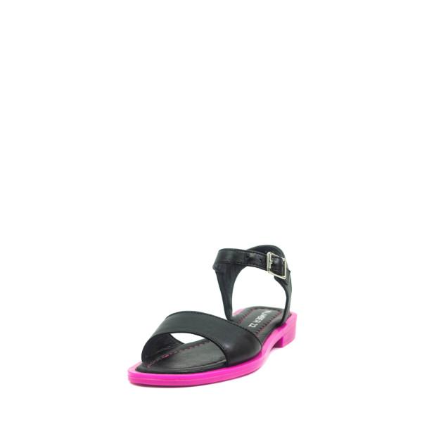 Босоножки женские летние Number 22 1520-501L черные