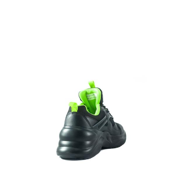Кроссовки демисезон женские Inblu GT-21732W черные