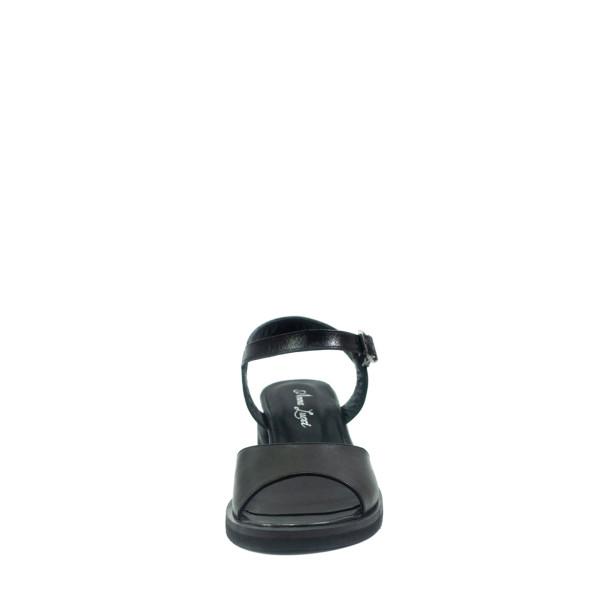 Босоножки женские летние Anna Lucci 525-D1 черные
