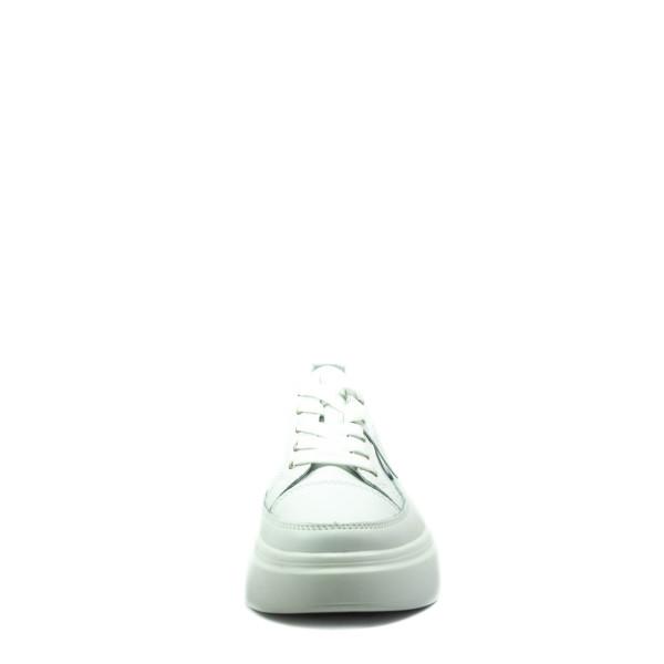 Кроссовки демисезон женские Bonavi 2F15-29-112 белые