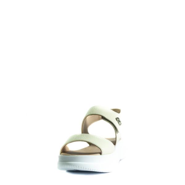 Босоножки женские летние Lonza 343 бежевые