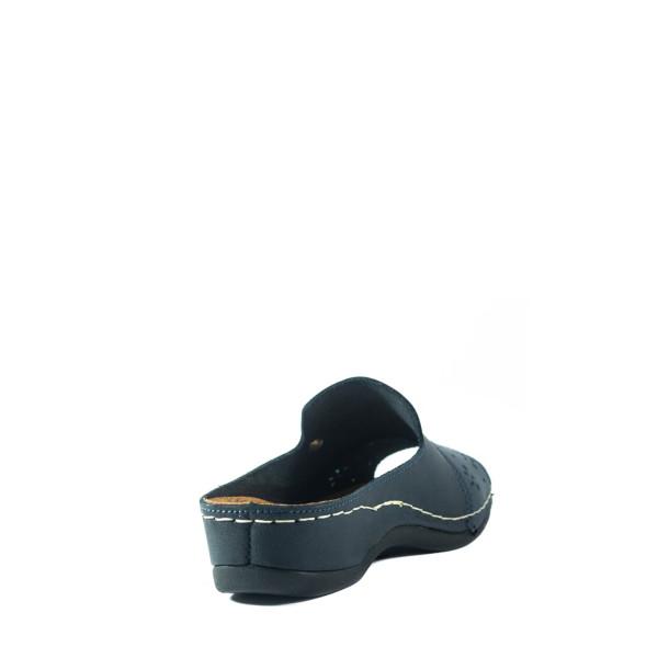 Шлепанцы женские Inblu 06-2C темно-синие