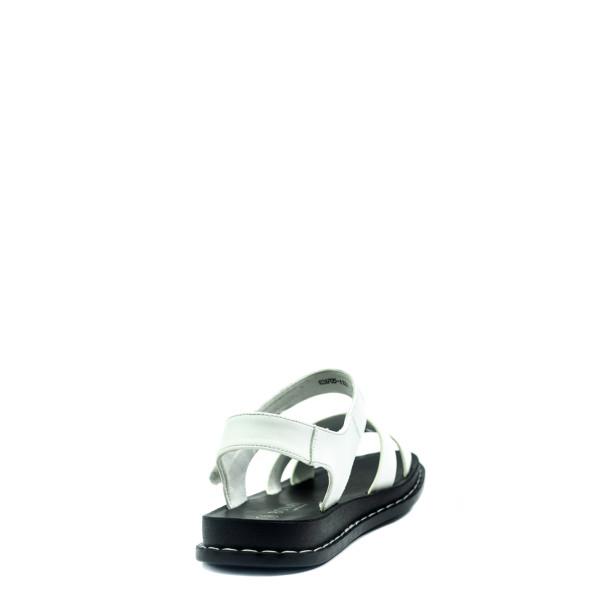 Босоножки женские летние Bonavi 92AF05-112 белые