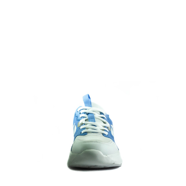 Кроссовки демисезон женские Inblu GT-21649W голубые
