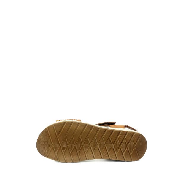 Босоножки женские летние Anna Lucci 7722 коричневые
