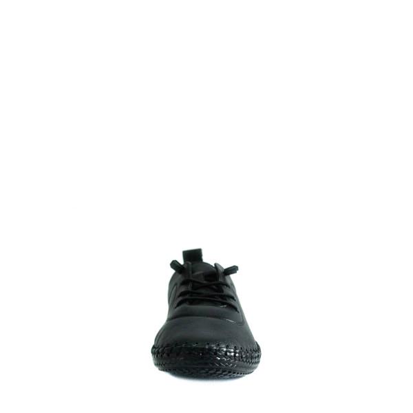 Мокасины женские Lonza 1003 черные