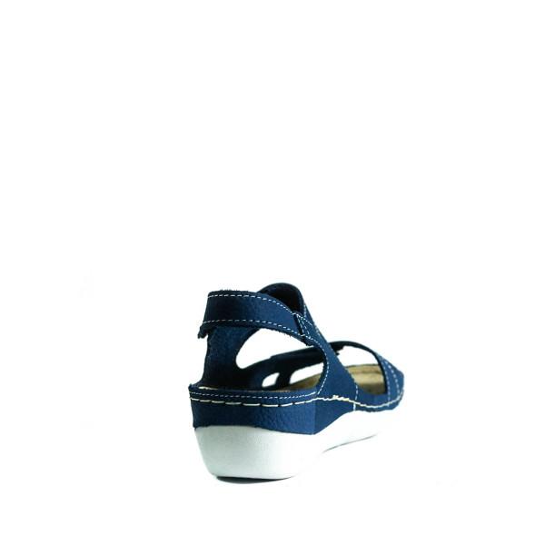 Босоножки женские летние Inblu CB-2C синие