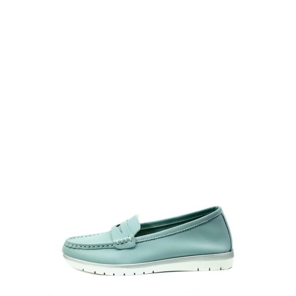 Туфли женские Bonavi 92FC01-119 голубые
