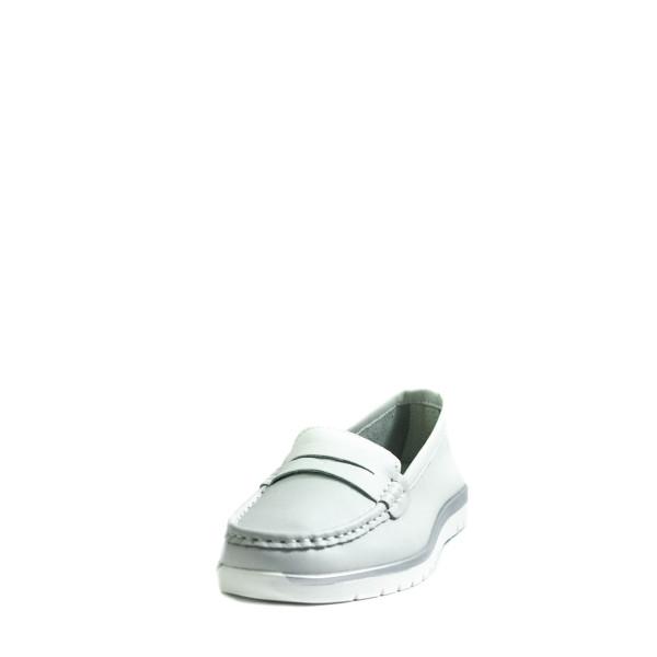 Туфли женские Bonavi 92FC01-112 белые