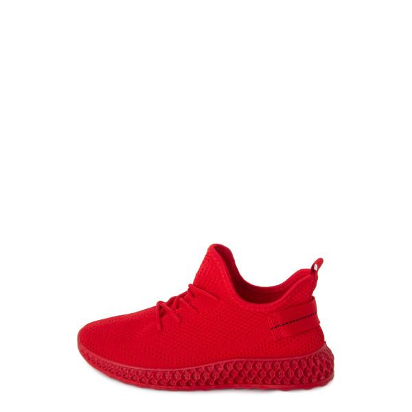 Кроссовки женские Standart MS 23095 красный