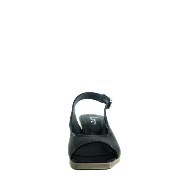 Босоножки женские летние Lonza 216184-3478L черные