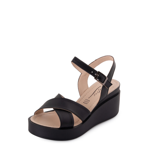 Босоножки женские Footstep MS 23521 черный