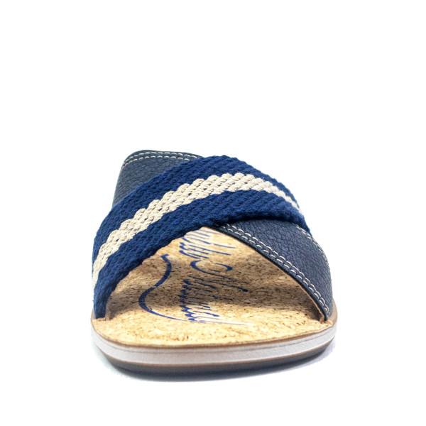 Шлепанцы мужские Inblu DA000016 синие