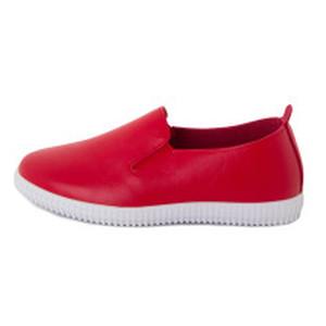 Слипоны женские ArtStar MS 23378 красный