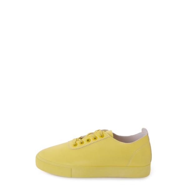 Кеды женские ArtStar MS 23381 желтый