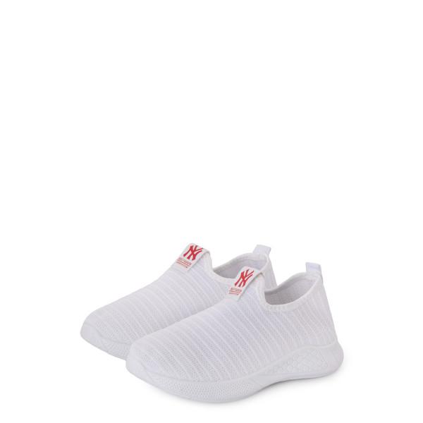 Кроссовки детские Optima MS 23557 белый