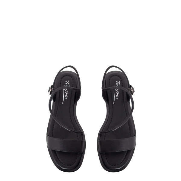 Босоножки женские Tomfrie MS 23405 черный