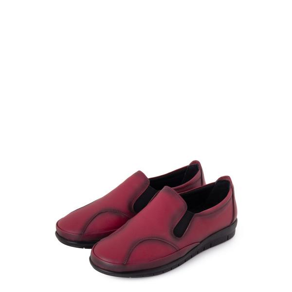 Туфли женские Brenda MS 23411 бордовый