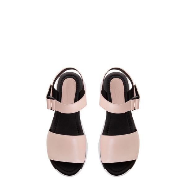 Босоножки женские Footstep MS 23415 пудра