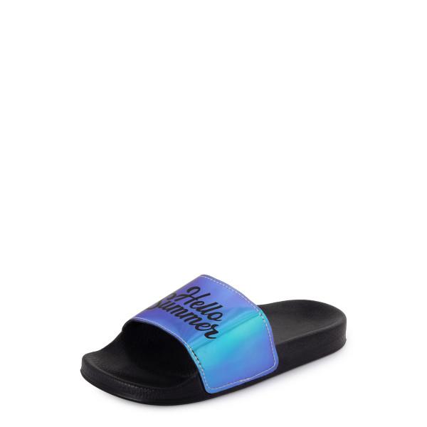 Шлепанцы женские GEZER MS 23416 синий