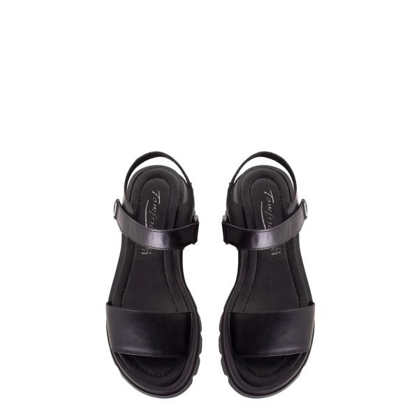 Босоножки женские Tomfrie MS 23478 черный