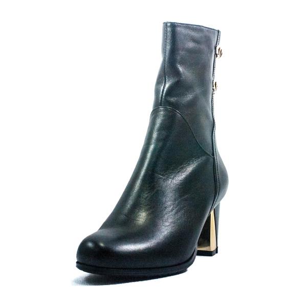 Ботинки демисезон женские Fiore 889-H71-Y258 черные