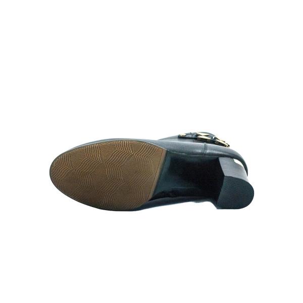 Ботинки демисезон женские Morento HL07-011 черные