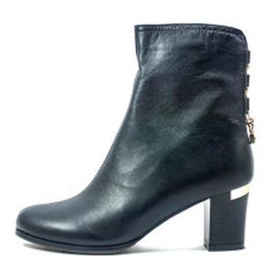 Ботинки демисезон женские Morento HL07-031 черные