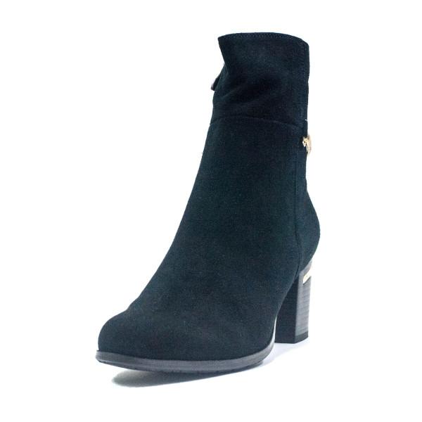 Ботинки демисезон женские Fiore 889-С61-С54 черные