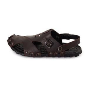 Сандалі чоловічі Tomfrie коричневий 23596