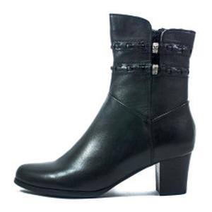 Ботинки демисезон женские Fiore 3910-61-Y258 черные