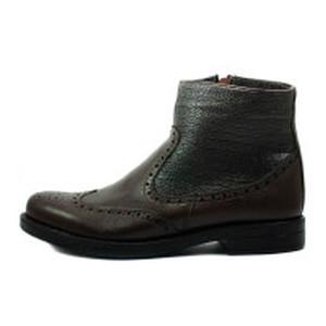 Ботинки зимние мужские Sherlock Soon P19868 коричневые