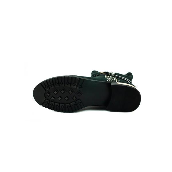 Ботинки демисезон женские SP Lion 1467 черные