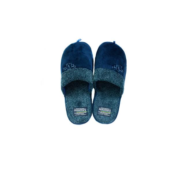 Тапочки комнатные мужские Home Story 211890-А синие
