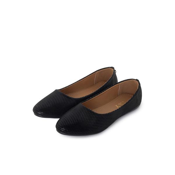 Балетки женские Optima MS 24156 черный