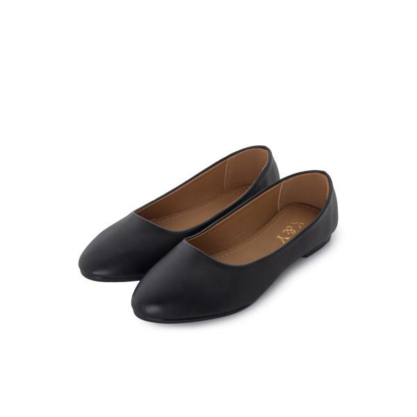 Балетки женские Optima MS 24157 черный