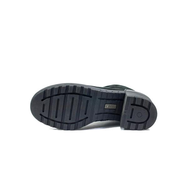 Ботинки демисезон женские Footstep 38 черные
