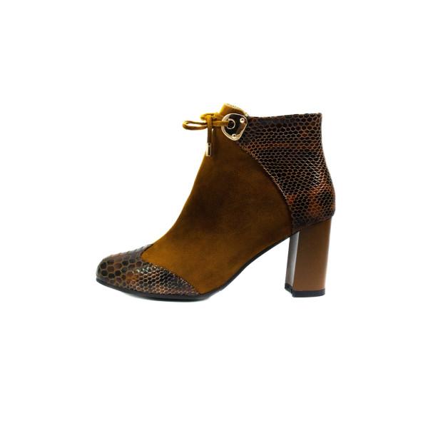 Черевики демісезон жіночі Morento коричневий 24116