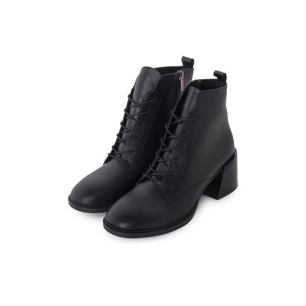 Ботинки женские Tomfrie MS 24163 черный