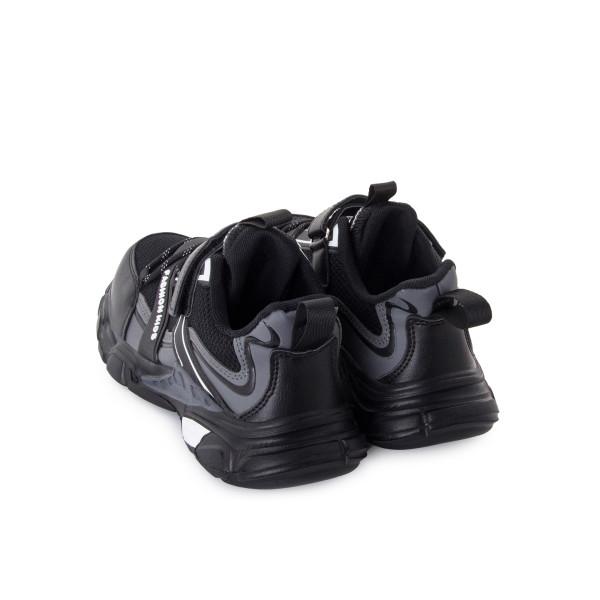 Кроссовки мужские БАШИЛИ MS 24249 черный