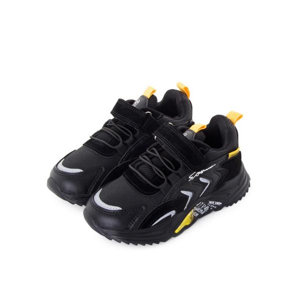 Кросівки чоловічі Jong-Golf чорний 24251