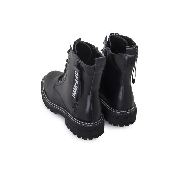 Ботинки женские IT TS MS 24170 черный