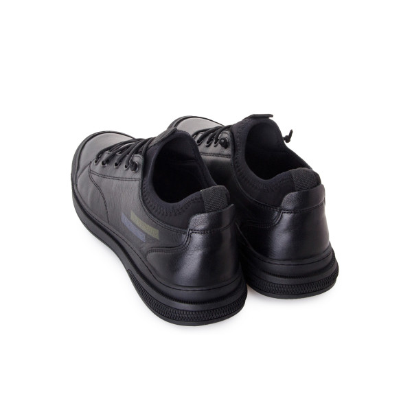 Черевики чоловічі Tomfrie чорний 24179