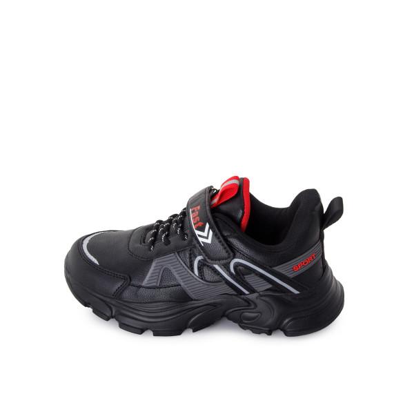 Кроссовки мужские МеМеDa MS 24267 черный, серый