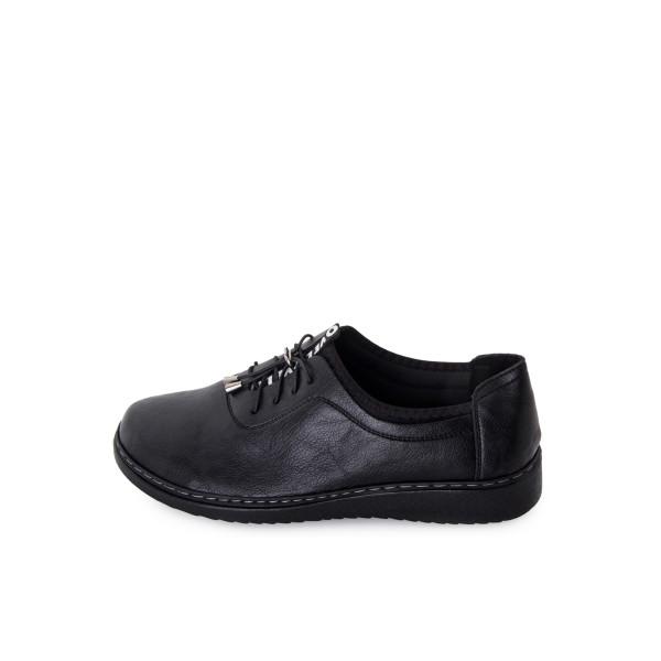 Туфлі жіночі Hangao чорний 24187