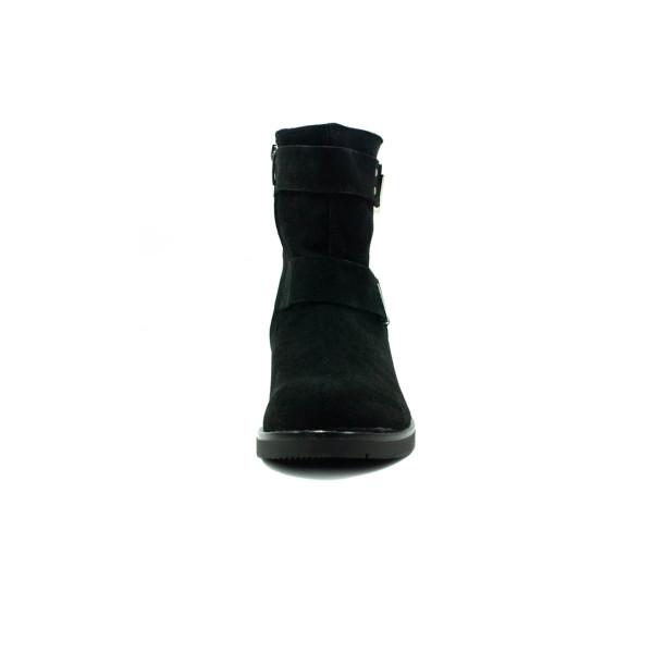 Ботинки демисезон женские Footstep 267Д черные