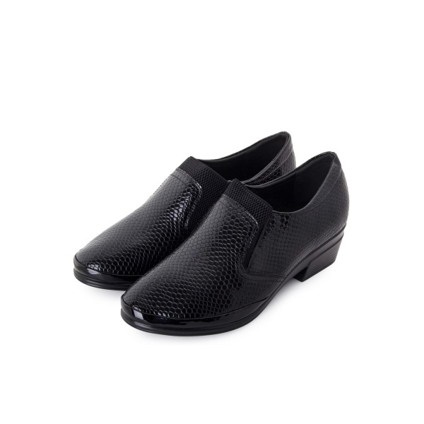 Туфли женские ДВ MS 24193 черный