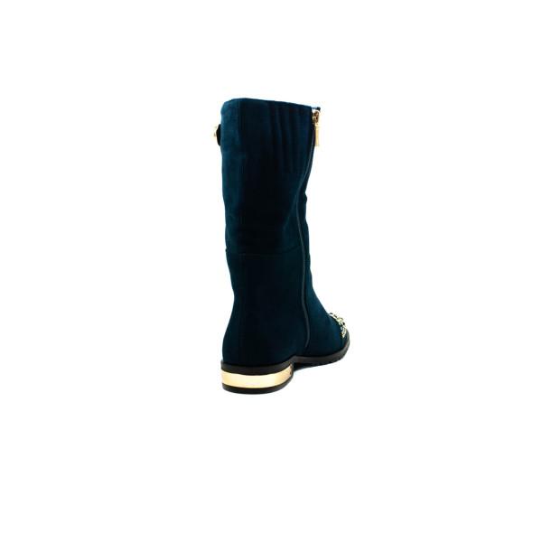 Ботинки демисезон женские SP Lion 1469 синие