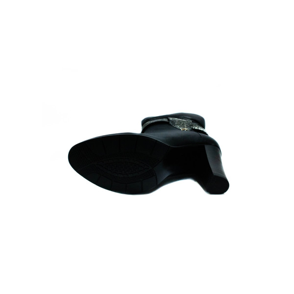 Ботинки демисезон женские Morento 1534 черные