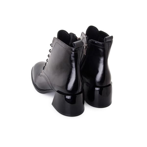 Черевики жіночі Tomfrie чорний 24198